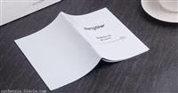 丹阳无碳复写纸联单印刷硬壳精装画册设计 开来印刷公司值得信赖