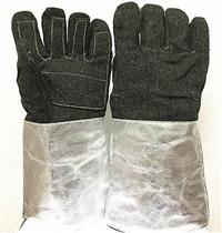 工业防烫耐高温手套1000度隔热手套加厚耐磨1100度防护手套