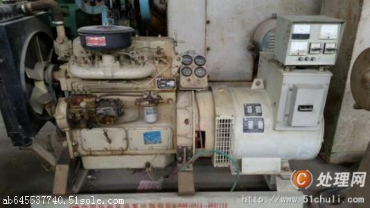 惠州二手发电机回收公司
