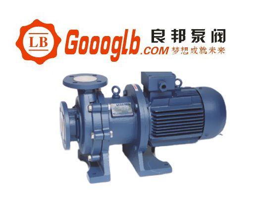 永嘉良邦CQB-F氟塑料衬里磁力泵