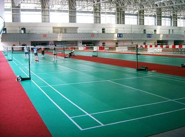 北京羽毛球运动地板生产厂家