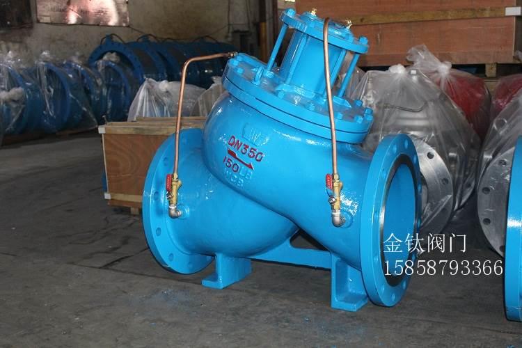 jd745水泵控制阀/水泵止回阀 大口径隔膜式/活塞式图片
