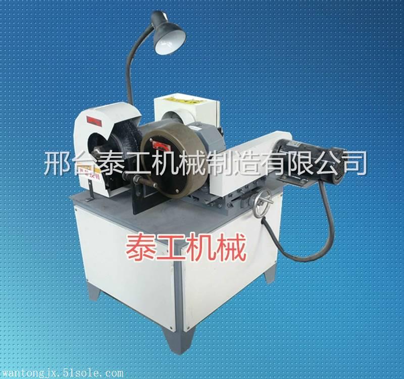 高效率圆管抛光机  表面除锈设备