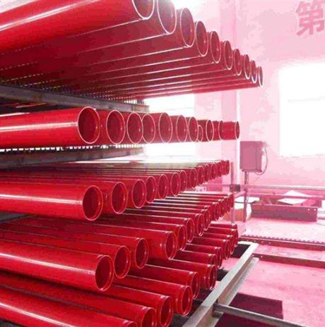 天津内外涂塑钢管厂家