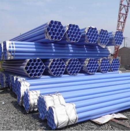 天津内外涂塑钢管的使用工艺