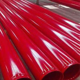 涂塑钢管生产厂家特点