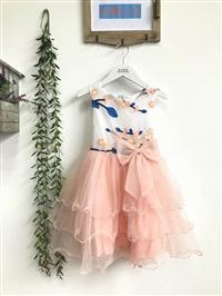 朵娜公主童裙布裙连衣裙童装厂家批发