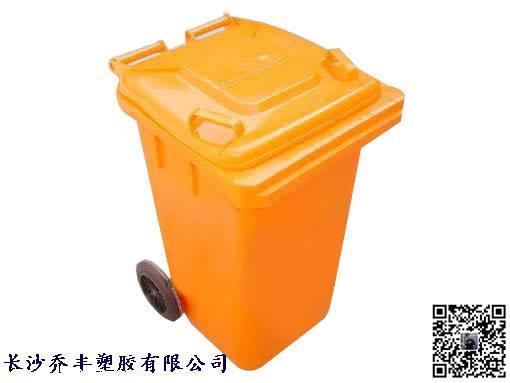 长沙塑料垃圾桶,长沙环卫垃圾桶,塑料垃圾桶厂家