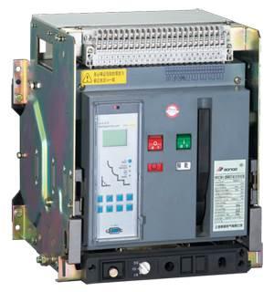供应常熟CW1-5000 系列智能型万能式断路器(ACB)三极