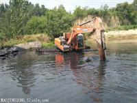 哪里有水陆两用挖掘机出租的公司