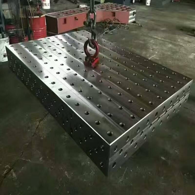 三维柔性焊接平台厂家定制价格