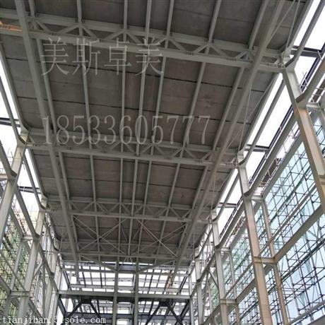 钢骨架轻型屋面板网架板