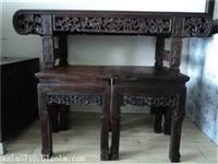 上海红木家具回收新的价格表