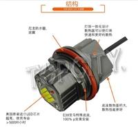 LED天使眼E39 80W LED大灯天使眼改装车专用,超亮白光