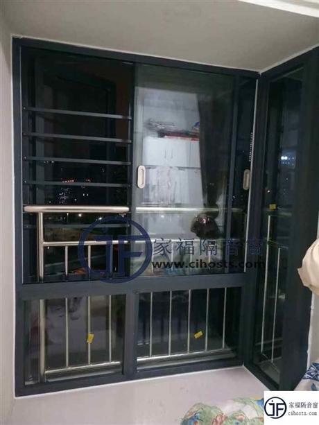 佛山家福隔音窗安装,安静其实很简单