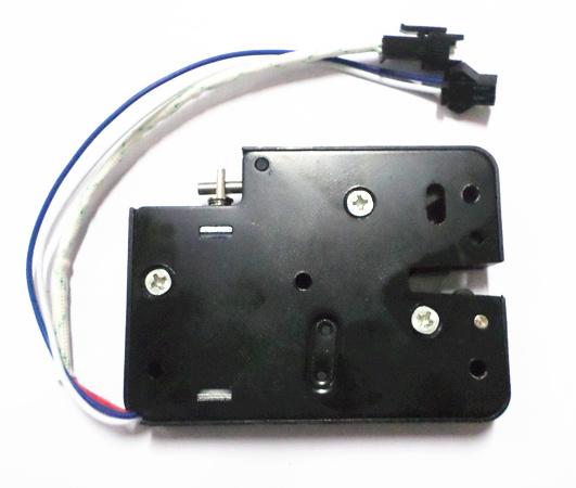 厂家直销快递柜带反馈线电控锁
