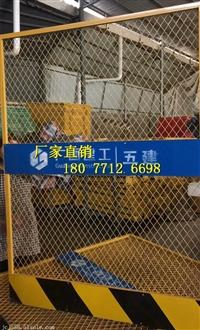 施工现场防护栏杆丨广西工地基坑防护井口丨安全防护栏