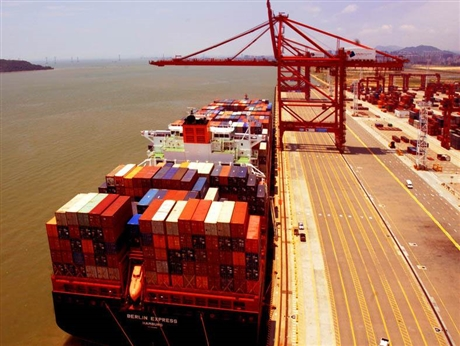 杭州到北京内贸集装箱运输