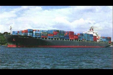 海口到上海海运集装箱物流公司