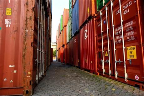 天津到广州海运集装箱海运内贸公司