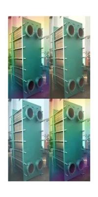 板式换热器原理 板式换热器四个口原理