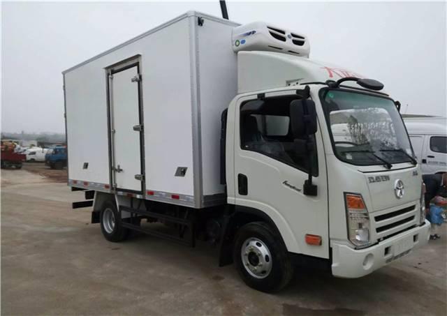 长安冷藏车4米2专卖批发
