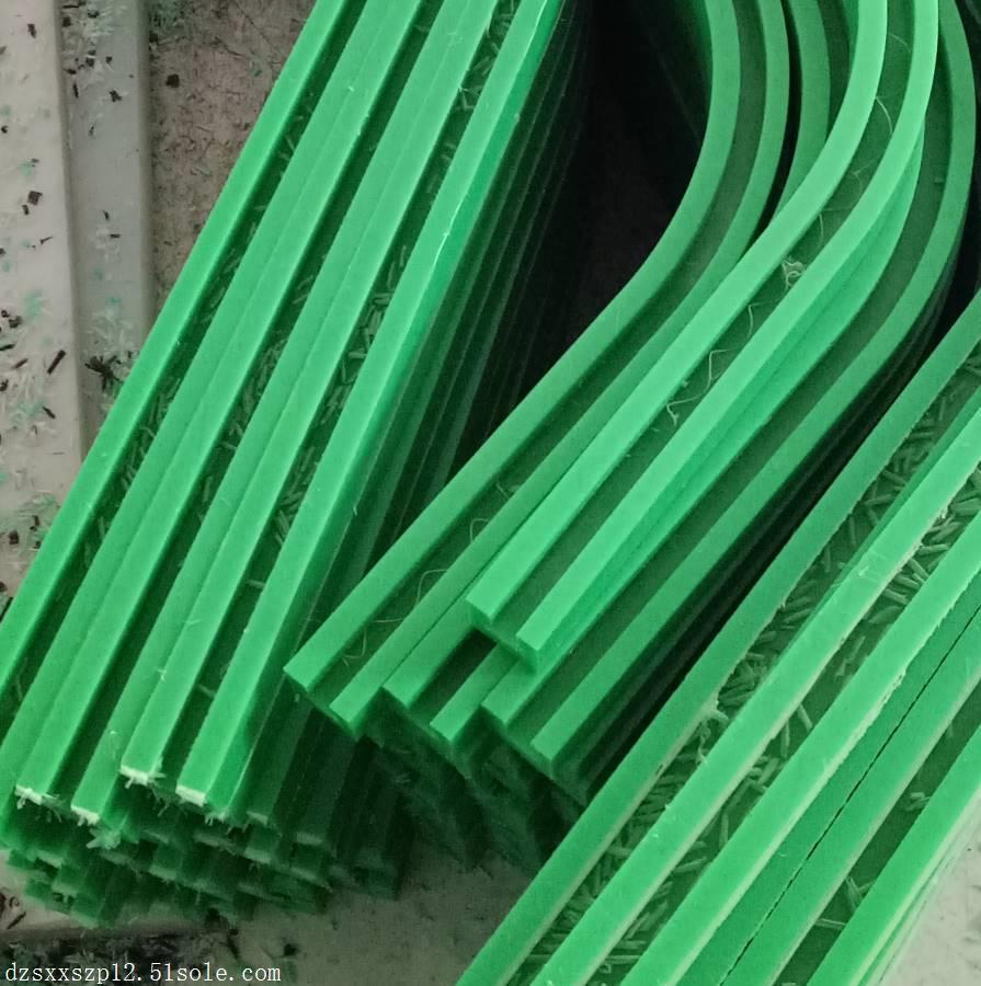 烁兴橡塑加工08BT型链条导轨,12A链条导轨