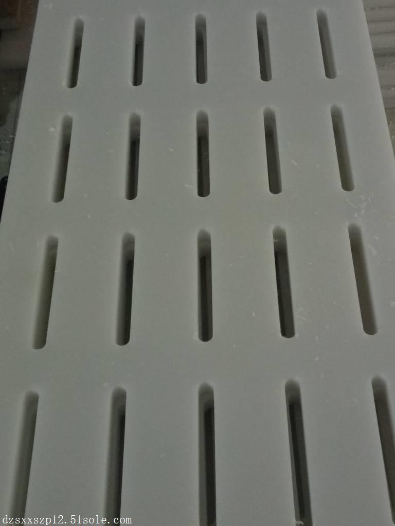 烁兴橡塑生产耐磨 高分子聚乙烯吸水箱面板 真空箱面板