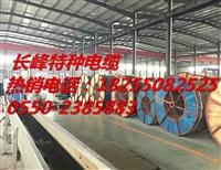 橡套软电缆YZ 4*0.75  4*1.0  技术参数