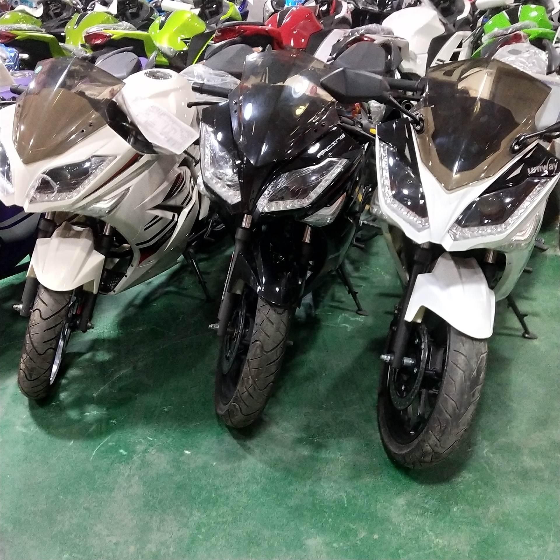 全新摩托车跑车分期付款