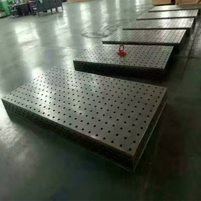 广州三维柔性焊接平台厂家
