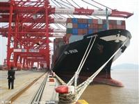 海口到上海海运集装箱价格