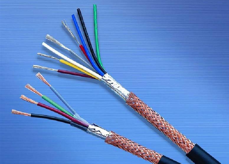 三和无氧铜丝屏蔽电缆