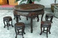 上海老红木家具回收商店