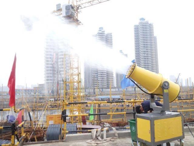 温州工地降尘雾炮厂家价格(YJ-50)