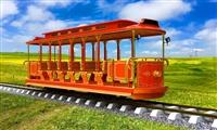 蒸汽小火车 发明背景