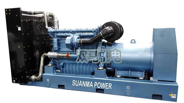 发电机200kw多少钱 潍柴动力250KW柴油发电机组 青岛发电机