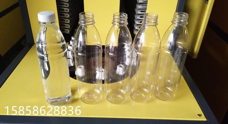 半自动一出四吹瓶机多少钱