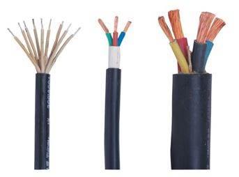 聚氨酯PUR耐油耐冻抗老化屏蔽电缆