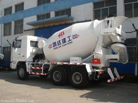 二手混凝土搅拌输送车进口手续,旧(混凝土搅拌输送车)进口费用流