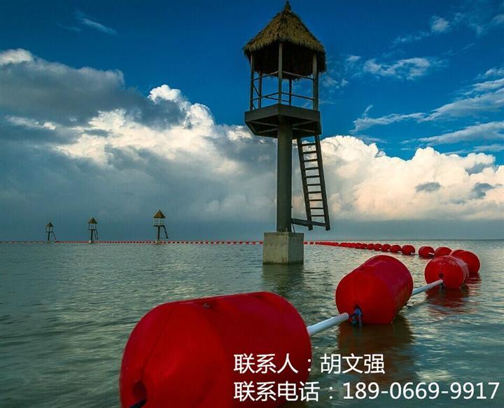 水上浮筒 航道警示浮筒 圆筒形浮筒