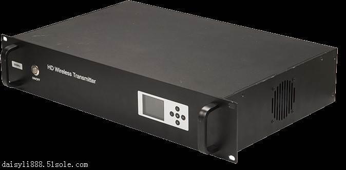 COFDM车载移动视频无线图传设备