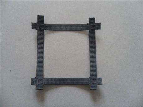 GSZ钢塑土工格栅厂家直销 双向大剥离力地基加筋高强耐用