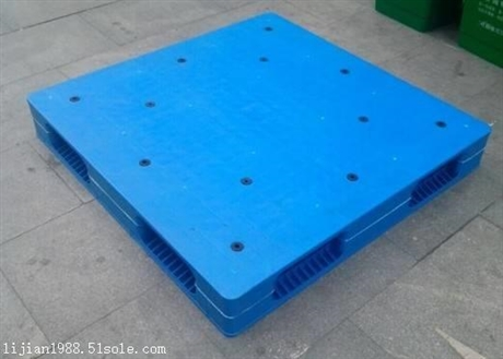 内江机动叉车塑料托盘内江燃油叉车用塑料托盘