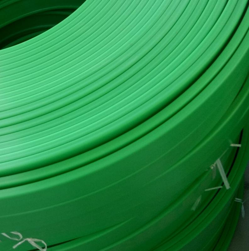 鏈條導軌規格,綠色尼龍鏈條導軌,