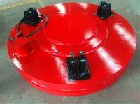 现货出售MW5抓钢机用起重电磁吸盘