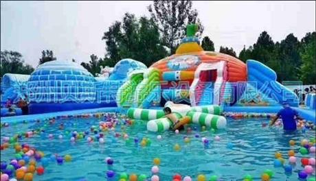 黑龙江绥化大型水上乐园支架游泳池厂家