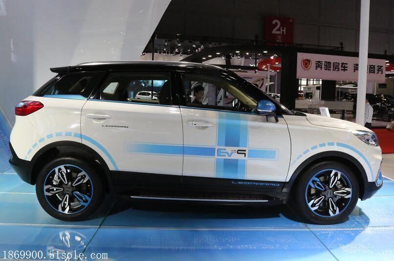 新能源电动汽车 家用轿车 海马 力帆 猎豹 云度汽车