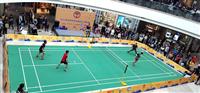 唐山羽毛球运动地板中国羽毛球协认证