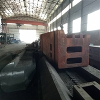 机床铸件的造型工艺 树脂砂机床铸件厂家